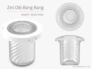 Zini-Dib-Bang-Bang-Einsatz-Blade-Edge